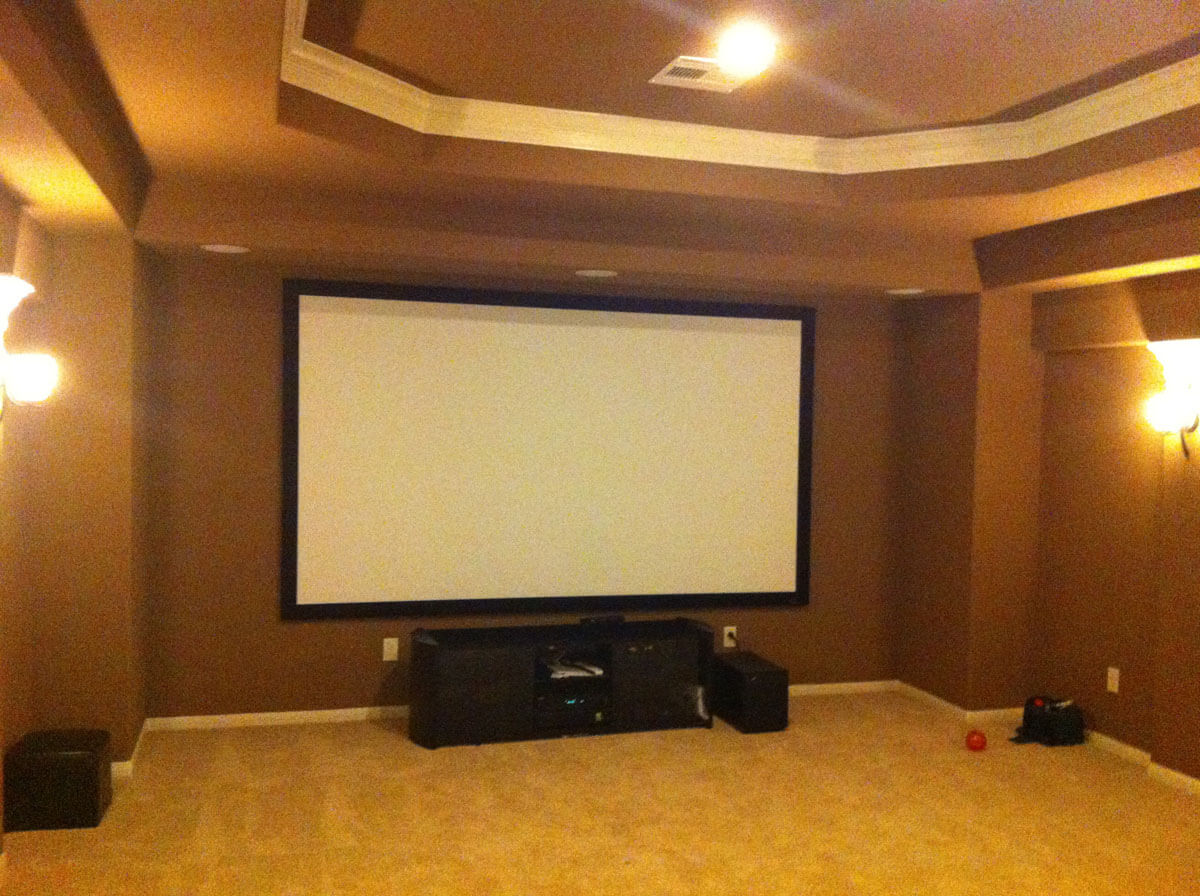 Home Theater Spring Design Theatre Automation Pre Wiring Retrof Our Photo Gallery